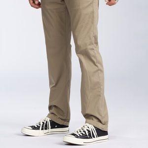 Billabong Carter Chino, Dark Khaki, pants, NWT